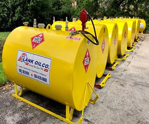 Fuel Tanks For Hurricane Season