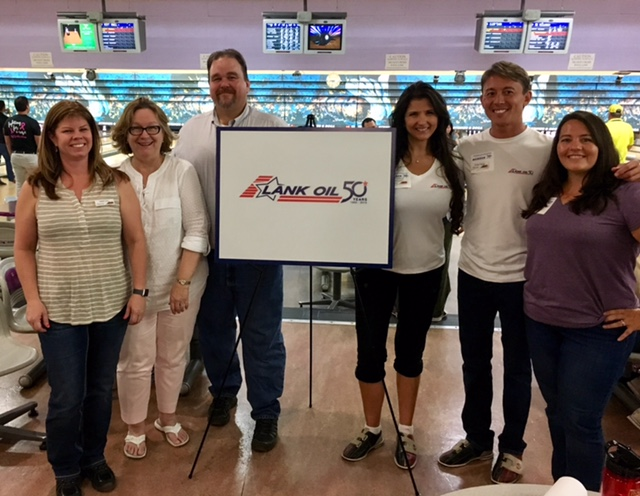 Lank Oil Sponsors Construction Assoc. Of South Florida's Annual Bowling Tournament